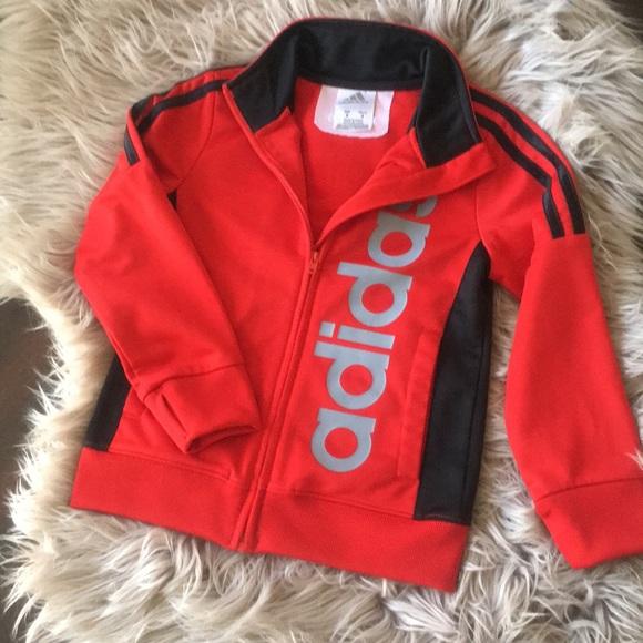 Niños Adidas Tricot Jacket Adidas Tricot Size 4 4   9643aa8 - rspr.host